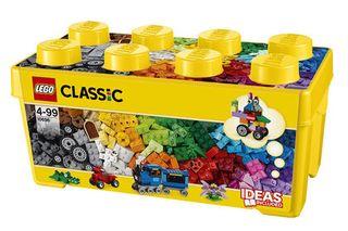 Ladrillo Lego Classic 484 Piezas
