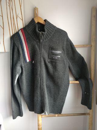 chaqueta lana Hackett Aston Martin Racing XXL