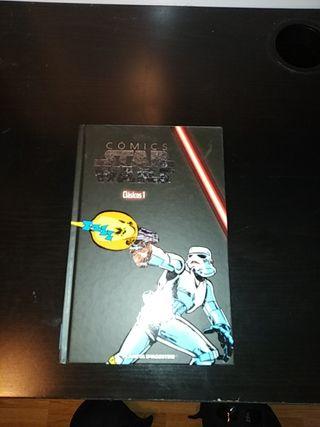 Comic Star Wars colección planeta de Agostini