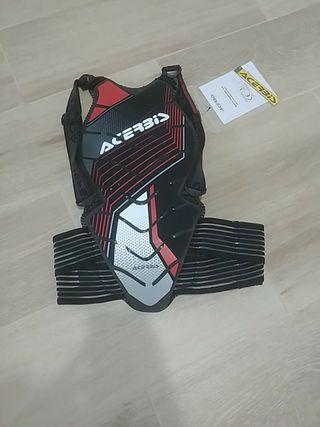 Espaldera moto Acerbis Back Comfort 2.0