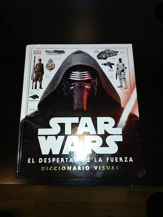 Libro Visual Star Wars, el despertar de la fuerza
