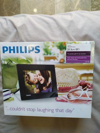 Marco de fotos Digital PHILIPS