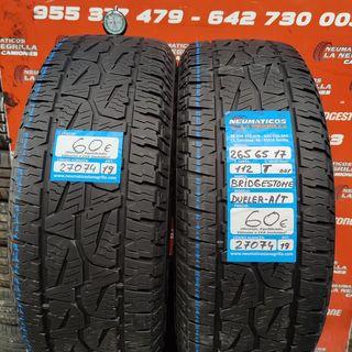 Neumaticos 265 65 17 112T Bridgestone Ref.27074