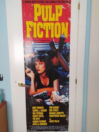 Póster de Pulp Fiction