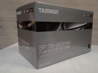 TAMRON SP 70-300 F4-5.6 DI VC USD CANON