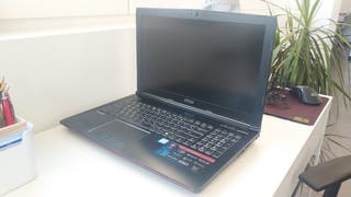 Portatil Gaming MSI GE62 7RD Apache 219XES
