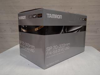 TAMRON SP 70-300 F4-5.6 DI VC USD NIKON