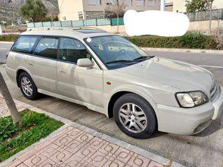 Subaru Legacy Outback 60.000 kms Automático