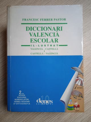 Diccionario valenciano escolar