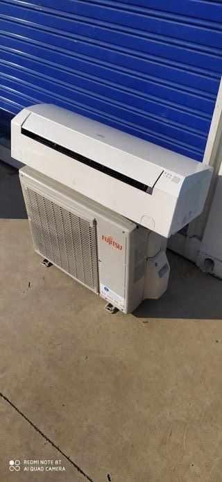 aire acondicionado 3000 frigorías fujitsu