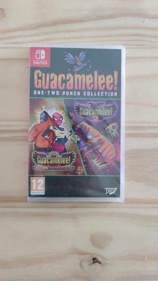 GUACAMELEE SWITCH (PRECINTADO)