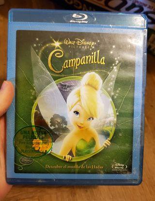 La Campanilla Disney BluRay