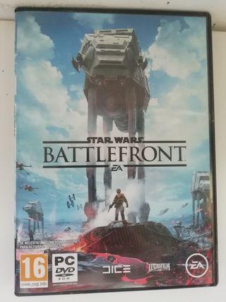 Star Wars Battlefront para Pc