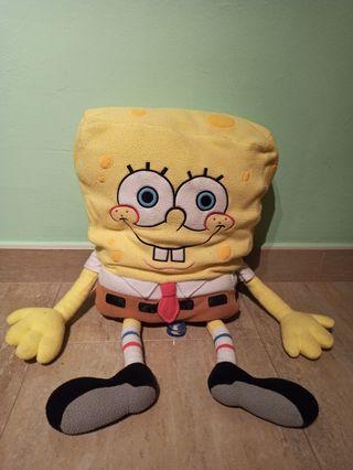 Peluche Bob esponja