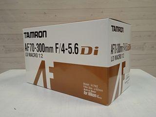 TAMRON AF70-300 F4-5.6 PARA NIKON