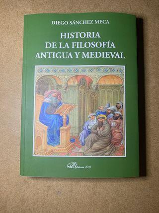 Libro Historia de la Filosofía Antigua y Medieval