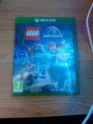Jurassic World Lego Xbox One