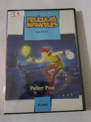 PETER PAN...PRECINTADA