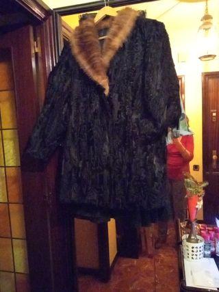abrigo astracan
