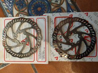 discos de freno mtb 160 Shimano