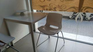 Mesa con 4 sillas para la cocina o cualquier otro