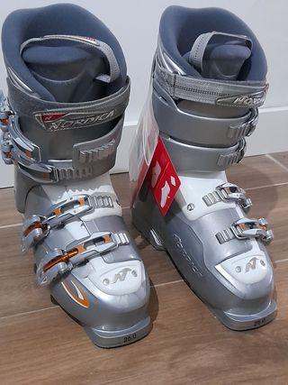 botas esqui nordica nuevas a estenar
