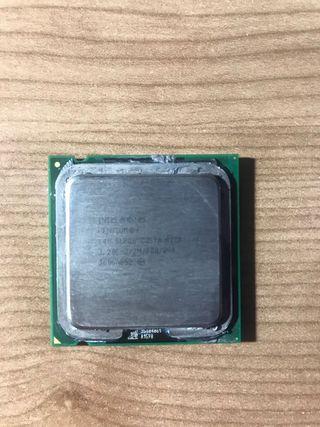 Procesador Intel Pentium 4 3,20GHz