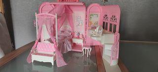 Casa / maletin Barbie