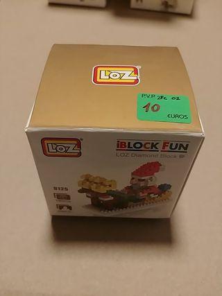 Mini-bloques de construccion 180 piezas