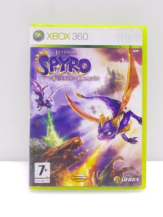 Videojuego XBOX 360 SPYRO