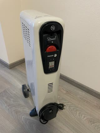 Radiador aceite Fagor con humidificador