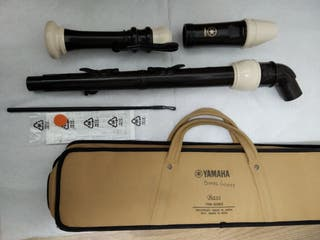 Flauta bajo Yamaha