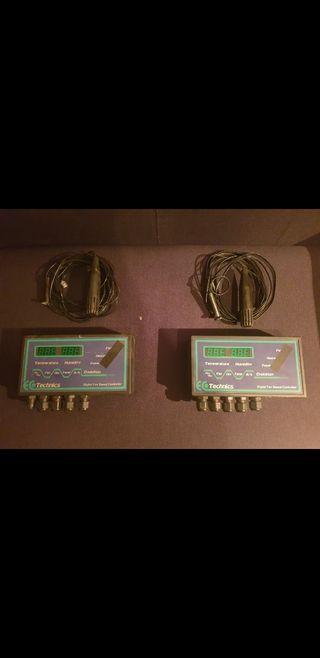 3 Controladores de temperatura y humedad Evolution