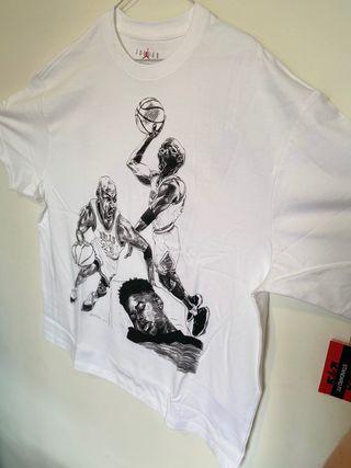 T-Shirt Jordan X Off White / Talla XL