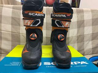 Bota de Ski de Travesia Scarpa F1 Lite 2021