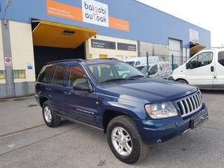 Jeep Grand Cherokee 2.7 crd Aut. 2004