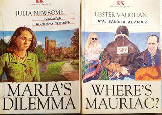 Libros Richmond Readers _ Level 1 & 2
