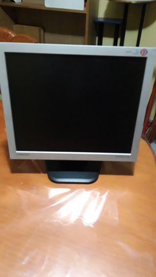 "Monitor ordenador Samsung 17"""