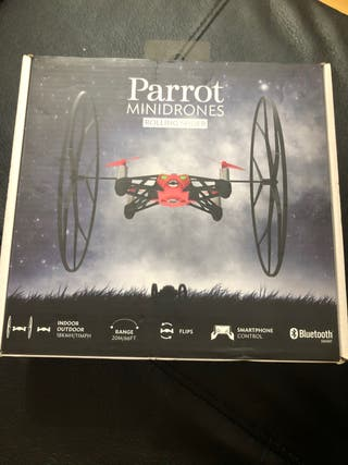 Mini Drone Parrot Rolling Spider