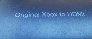 Xbox Original a HDMI