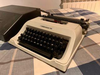 Máquina de escribir retro Underwood 145