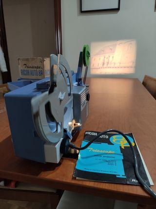 proyector antiguo Ricoh super8
