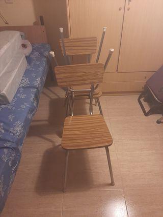 silla de salon, silla de cocina
