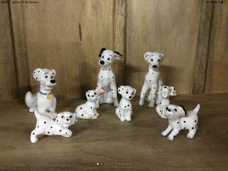 Disney 101 dálmatas cerámica
