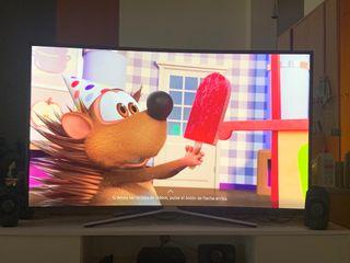 """Samsung Full HD curvo 55"""" smart tv"""