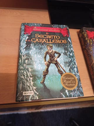 1er y 6 volumen de Gerónimo Stilton