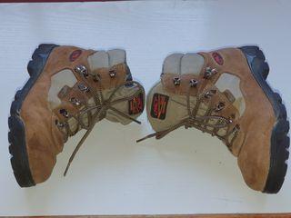 botas...CHIRUCA TREKKING...37
