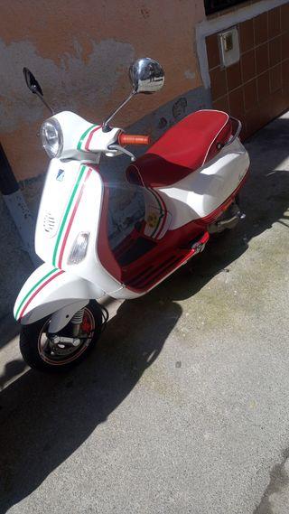 moto vespa 49cc