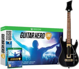 Guitar Hero: Live para Xbox One.