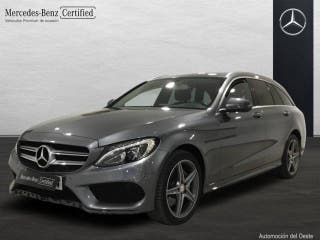 MERCEDES-BENZ Clase C Familiar C 220 BlueTEC / d Estate Estate AMG Line